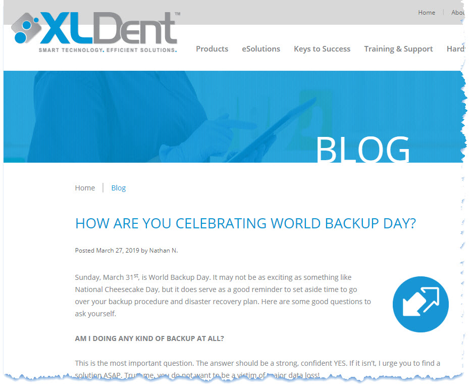 XLDent :: Did You Know?